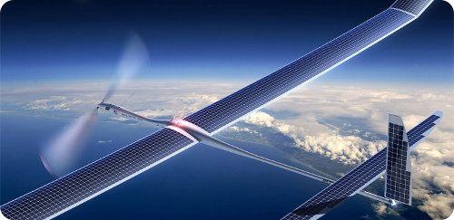 Facebook quiere usar drones para llevar Internet a regiones remotas