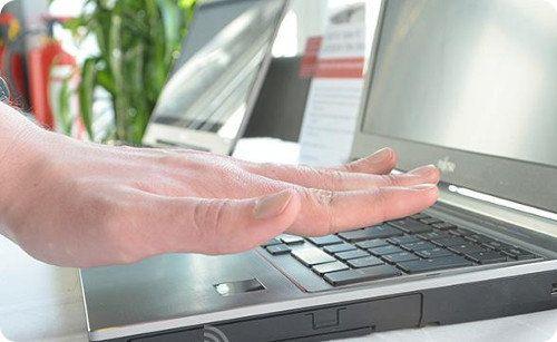Fujitsu integrará escáneres de palma en sus laptops