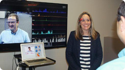 Google Glass ahora permite identificar el humor de la gente