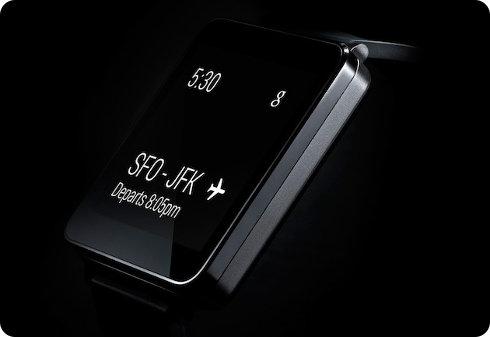 LG G Watch: otro smartwatch que corre con Android Wear