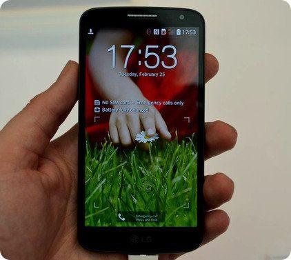 LG lanzará el G2 Mini este mes