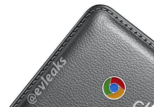 La próxima Chromebook de Samsung estará cubierta de cuero sintético