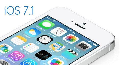 Las novedades de iOS 7.1