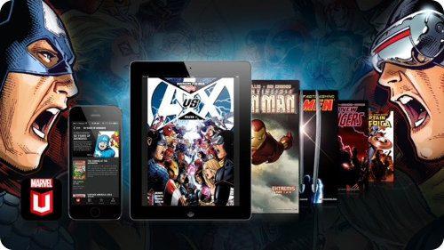Marcel ofrece más de 15.000 cómics a los usuarios de iOS y Android