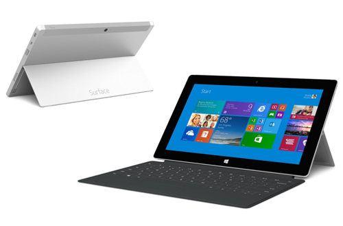 Microsoft anuncia una Surface 2 con LTE