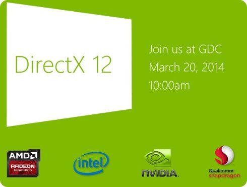 Microsoft confirma la existencia de DirectX 12