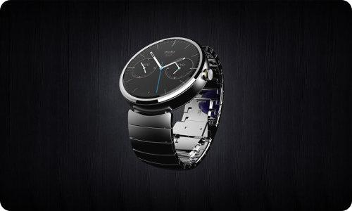 Motorola anuncia su smartwatch: el Moto 360