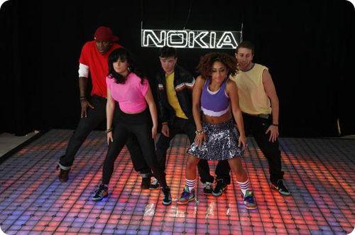 Nokia quiere que bailes para recargar tu smartphone