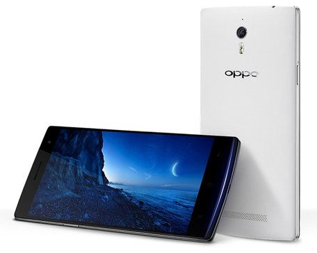 Nuevo Oppo Find 7: pantalla 2K y captura de video en 4K