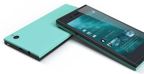 Sailfish OS disponible para el Nexus 4