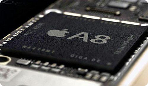 Samsung aún estaría envuelta en la producción del procesador A8