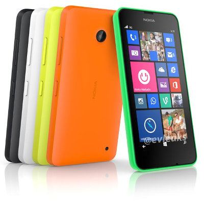 Se filtra el Nokia Lumia 630