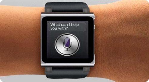 Siri se integrará con apps de terceros en el iWatch