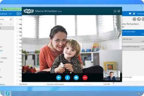 Skype ya está disponible para todos los usuarios de Outlook.com