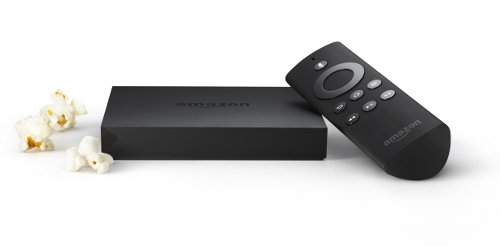 Amazon anuncia Fire TV, su nuevo receptor multimedia