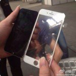 Así será el panel frontal del iPhone 6