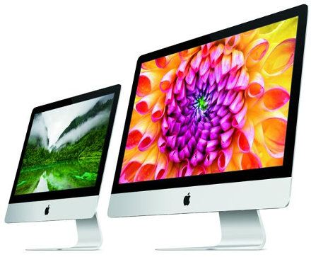 Detalles de las nuevas iMac y Macbook Air