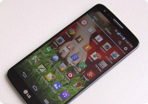 El LG G3 estaría llegando al mercado en julio
