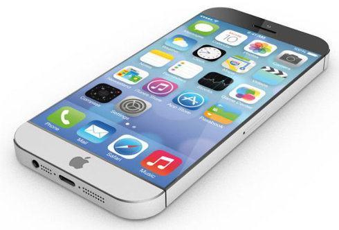 El iPhone de 5,5 pulgadas llegará recién en 2015