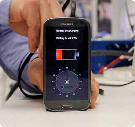 Este cargador permitirá que recargues tu smartphone en 30 segundos