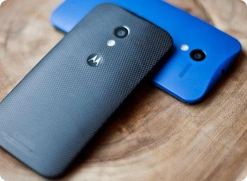 Filtrado el Motorola XT912A con pantalla de 5,2 pulgadas