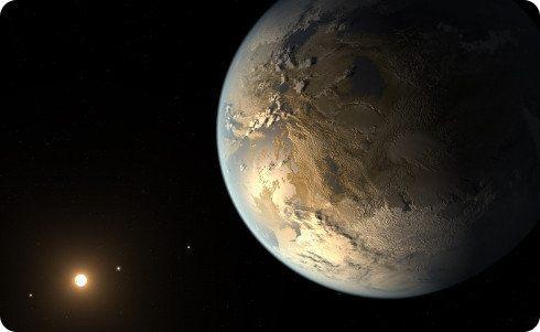 Kepler 186f l destino de la humanidad