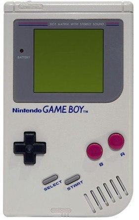 La Game Boy cumple 25 años