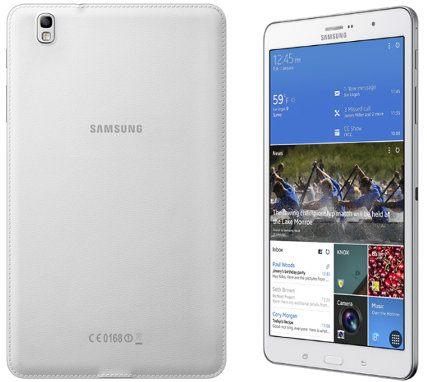 Más detalles de la tablet de 10,5 pulgadas de Samsung