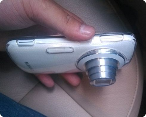 Nuevas fotos del Samsung Galaxy K