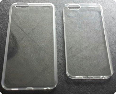 Primeras imágenes de las fundas del iPhone 6