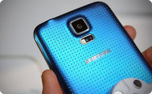Problemas de cámara para el Galaxy S5
