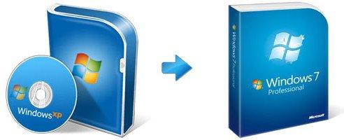Quienes migran desde XP prefieren usar Windows 7