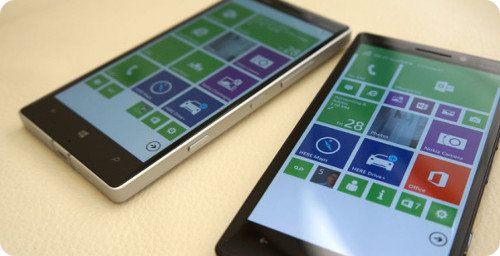 Windows Phone 8.1 soportará mayores resoluciones y mejores procesadores