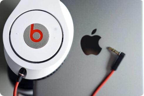 Apple estaría interesada en adquirir Beats Electronics