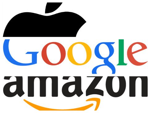 Autoridades italianas investigan a Google, Apple, Amazon y otros