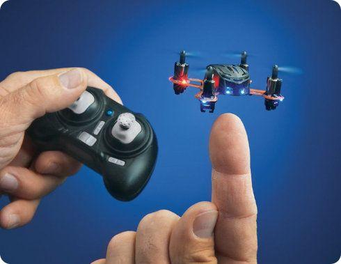 Estes Proto X: el quadcopter más pequeño del mundo