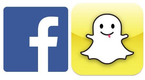 Facebook está desarrollando un competidor para Snapchat