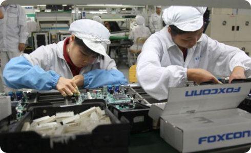 Foxconn detiene su producción en Vietnam temporalmente