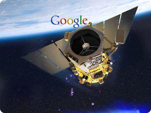 Google pone sus ojos en órbita: ahora le interesan los satélites