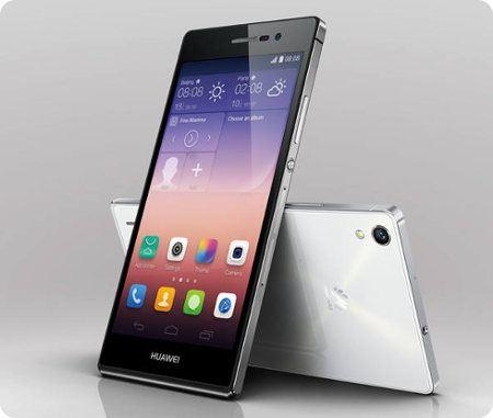 Huawei anuncia al poderoso Ascend P7