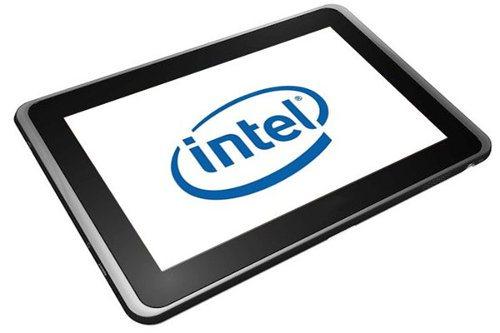 Intel desarrollará chips para tablets de gama baja