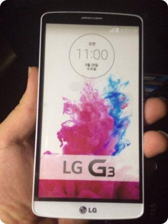 LG G3 : nuevas fotos, información y videos oficiales