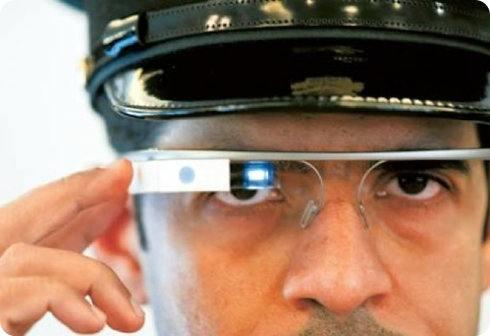 La policía de Dubái está probando las Google Glass