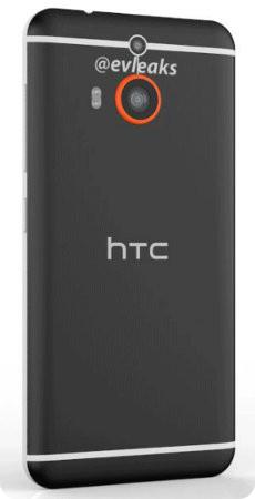 Primeras imágenes del HTC One M8 Prime