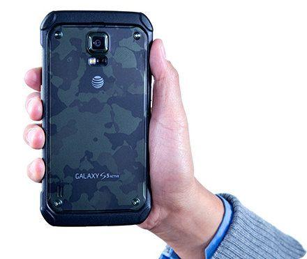 Samsung Galaxy S5 Active: un smartphone poderoso y muy resistente