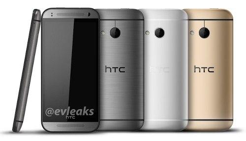 Se filtra el HTC One Mini 2