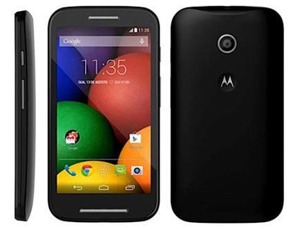 Se filtra el nuevo Moto E de Motorola