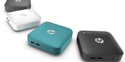 Se filtran las especificaciones de la HP Chromebox