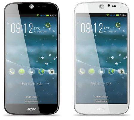 Acer prepara un nuevo smartphone de 5 pulgadas