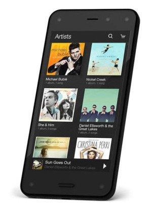 Amazon cree que puede competir en el sector móvil